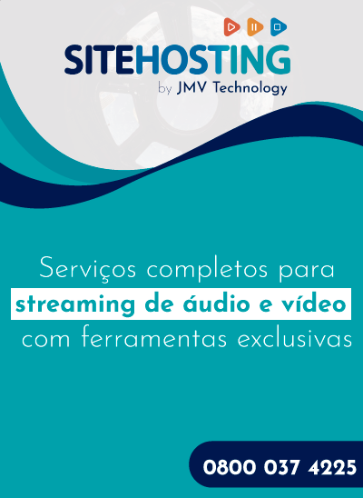 ADS Sitehosting Player de streaming personalizado