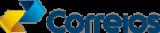 Logo Correios streaming de video 160x33