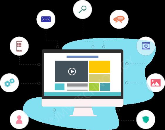 plataforma web camera ip