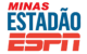 Logo Radio Minas Estadão Espn streaming de video transmissao ao vivo 80x50