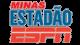 Logo Radio Minas Estadão Espn streaming para web tv 80x45