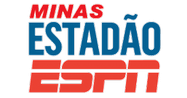 Logo Radio Minas Estadão Espn streaming para web tv