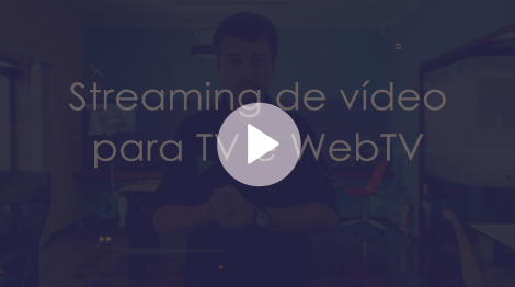 cover video streaming para web tv