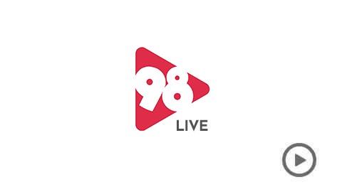 98 live streaming de video transmissao ao vivo exemplo