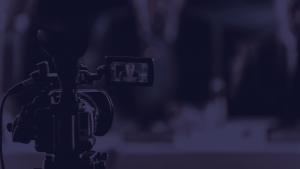filmadora realizando tranmissão ao vivo streaming de video de baixo custo 1 300x169